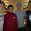 David Miller,Dale Steyn & Johan Botha