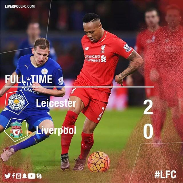 0018 Match of the Day -Leicester 2 Liverpool 0. Vardy Killed us. Your thoughts on the game?
