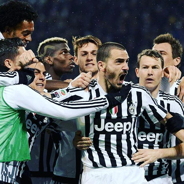 Juventus 2 Inter 0. Forza Juve