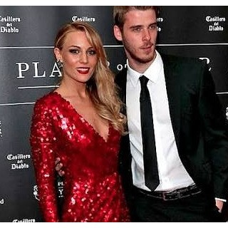 WAG OF THE WEEK. The WAG of MANC shotstopper David De Gea, Edurne Garcia. More on the blog