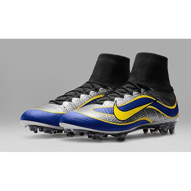 size 7 nice shoes on feet shots of Nike Mercurial Superfly Heritage ID boots revealed. What ...