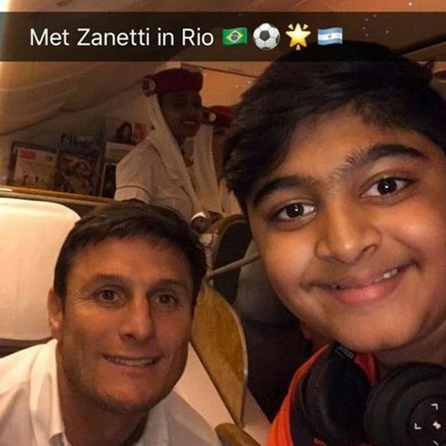 Christiano Zanetti, The Tractor meets Omar in Rio