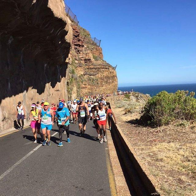2 Oceans Marathon in Cape Town