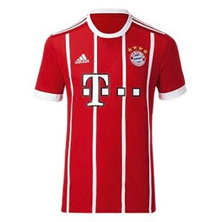 Bayern Munich Home Jersey 2017/18. Your thoughts