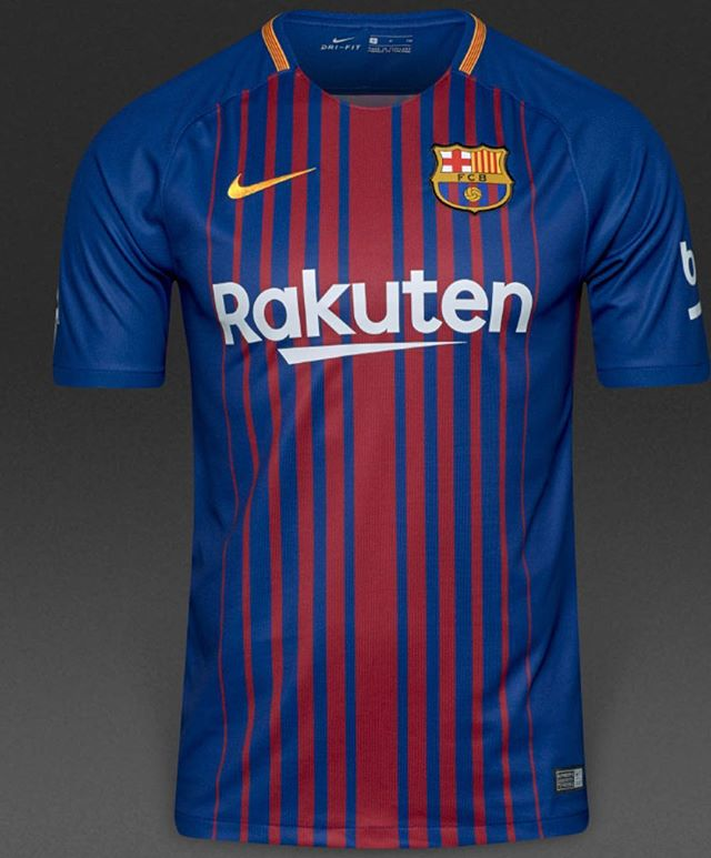 Barcelona Home Strip 2017. Your Thoughts?