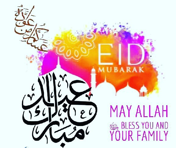 Eid Mubarak to all our Muslim Readers. Have a Joyous Eid
