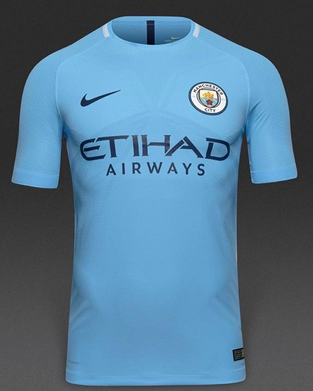 Man City Home Jersey 2017. Your Thoughts?