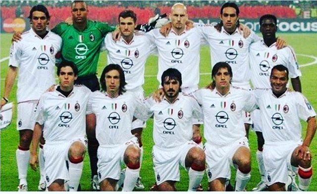 Once Upon a time in Milan.How good was this Milan Team?