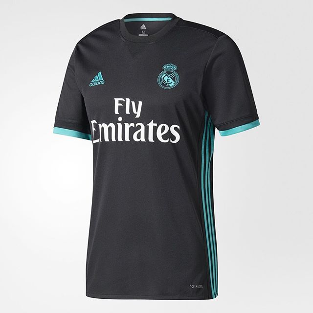 Real Madrid Away Jersey 2017/18. Your thoughts?