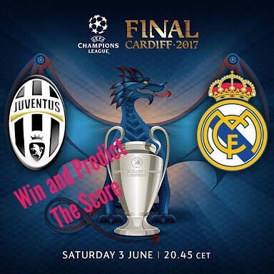 Win a Mini Ball and Figurine Again. What's your Predictions for the Champions League Final Tonight?