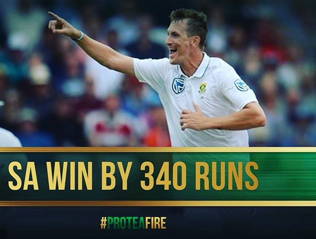SA win the second Test. Series gets interesting. Is FAF Quality as a Captain. Can we win the series??