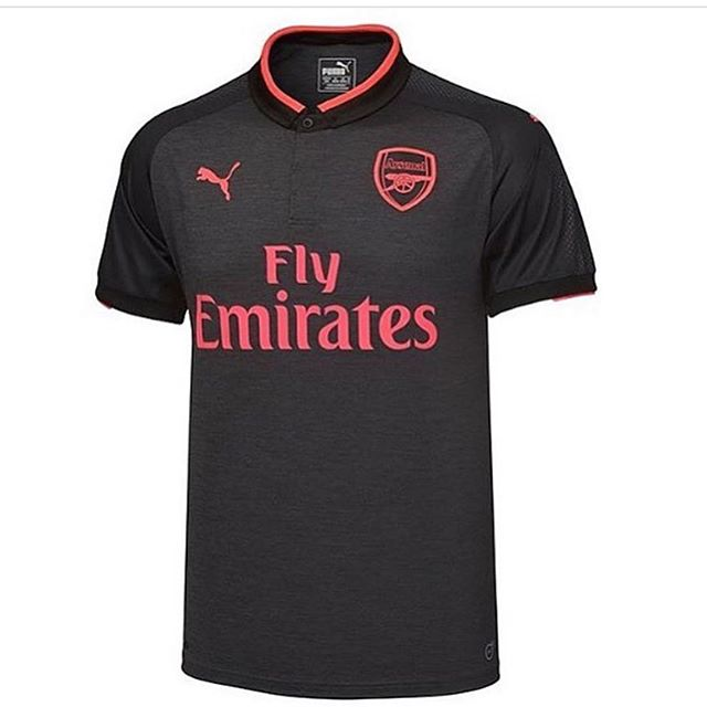 Arsenal Third Strip. Your Thoughts?