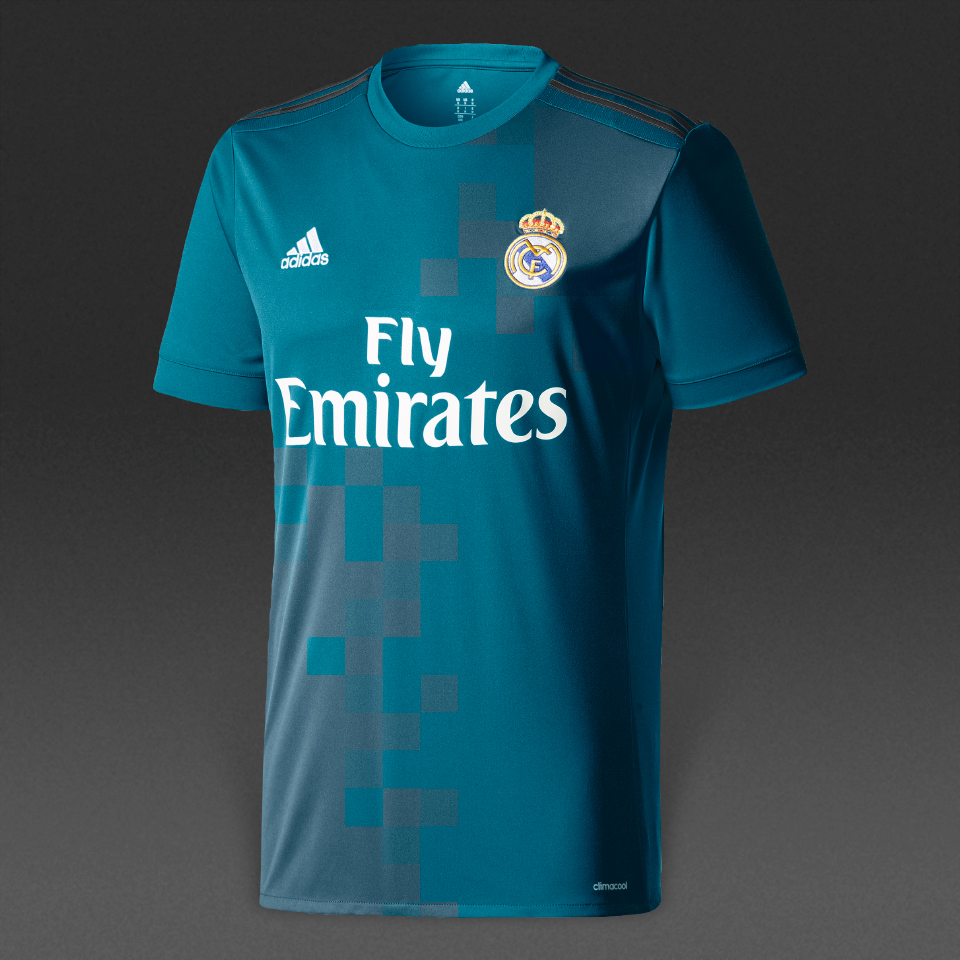 online store ebe9d 214a2 Real Madrid Third Jersey 2017/18 | swoosh0018.com