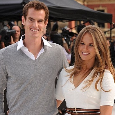WAG of the Week. Kim Sears, the other half of Andy Murray