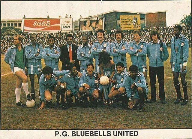 Bluebells United by @banjo_hbc. Recognize anybody.