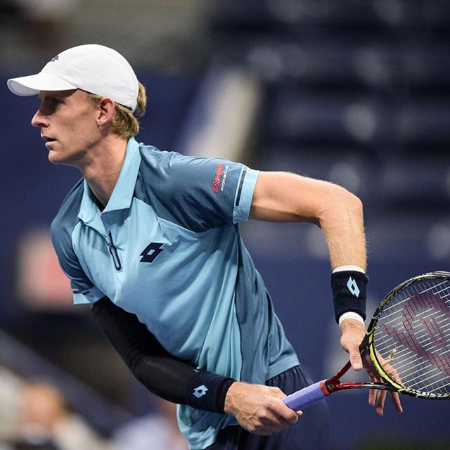 Kevin Anderson into the semis of the US Open. With Nadal,Fed and Del Potro all in the other half can he make it to the Final