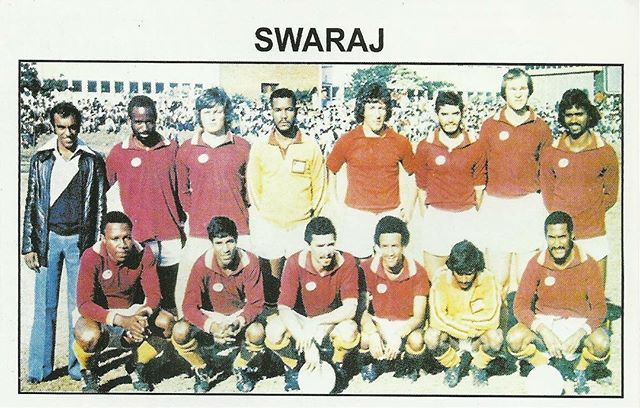 Swaraj in the Past. Recognize anybody