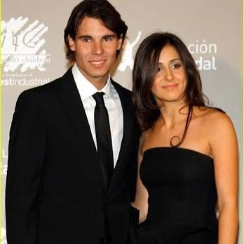 WAG of the Week-Cisca Perello. The girlfriend of US Open Champion Rafael Nadal