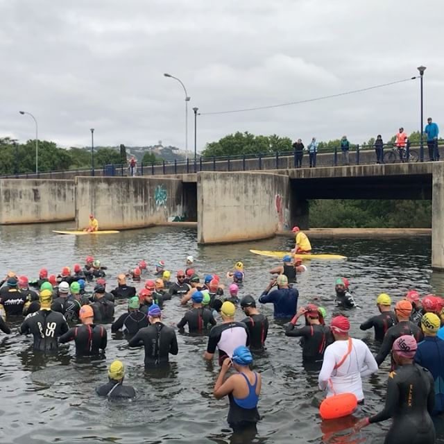 All the action from he third Edition of the Fun Triathlon at Emmarentia Dam.450m swim, 20km bike and 5km run. All the pics on the blog. Well Done to the Winner of the Men's event Mohammed Motala and the winner of the ladies event