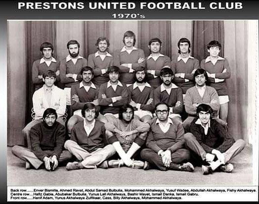 Persons United 1970 by @banjo_hbc makes our Legends Pic of the Week