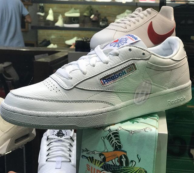 Sneaker of the Day-The Reebok Classic