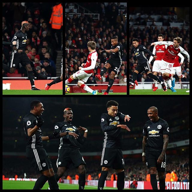 Arsenal 1 Man UTD 3. What a game of football. MANCS 3 great chances 3 goals. Arsenal the better team. Credit to the MANCS and DDG is quality. Your thoughts on the game ?