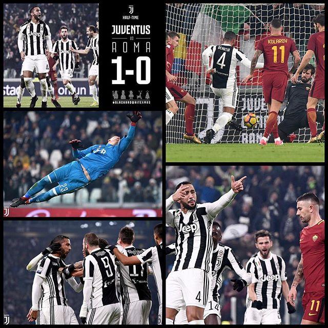 Juventus 1 Roma