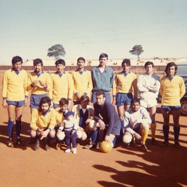 Dynamos in the past makes our Legends pic of the week. Recognize Anybody? 0018LegendsProject