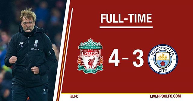 For some reason my account was f&$ked yesterday. But let's talk about the match. What a game of football. Your thoughts on the game?