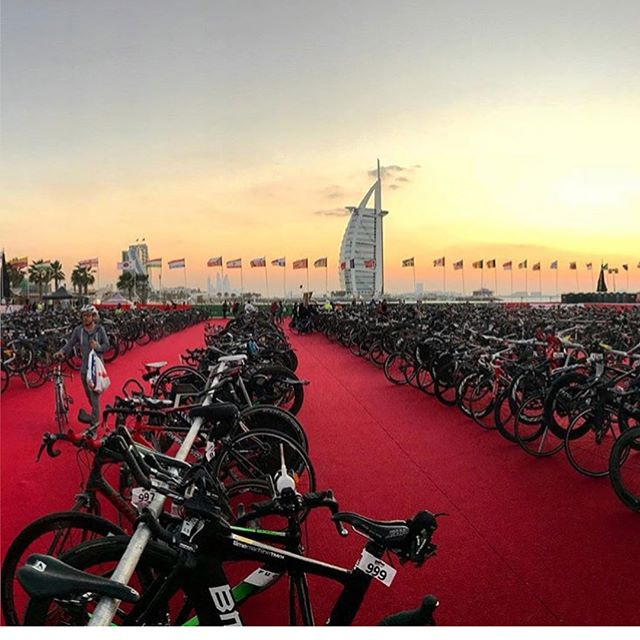 All the Action from Iron Man 70.3 Dubai. Well done to the team. Great Effort. @mariamparuk @dees.1