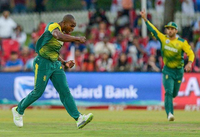 SA vs India. Final T20. SA batting. Can we chase and Win the Series