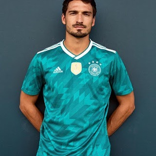 Germany Away Strip for the World Cup. Your Thoughts