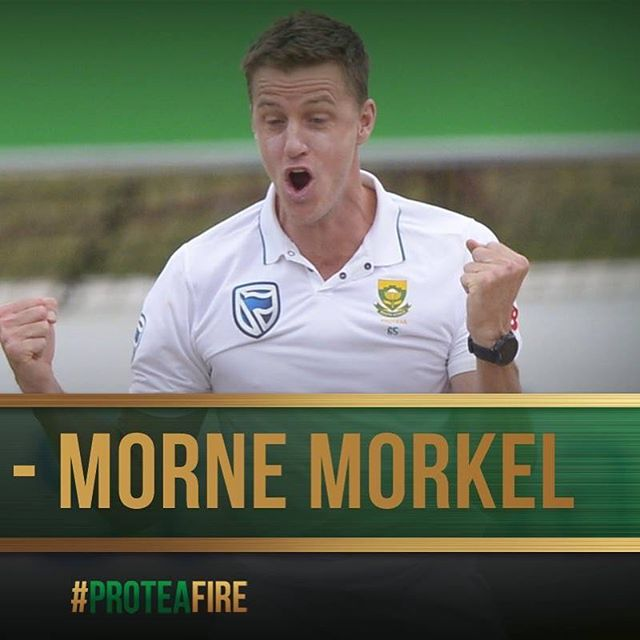 Proteas win the Third Test in Day 4. Great Performance by the Proteas in a superb test match. The Aussies were out of sorts after the ball Tampering incident. Wanderers is now gonna be a Cracker. Morne Morkel bowled a Brilliant spell. How was the SA performance