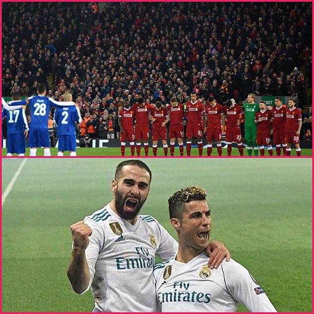 Real Madrid and Liverpool qualify by dumping out PSG and Porto