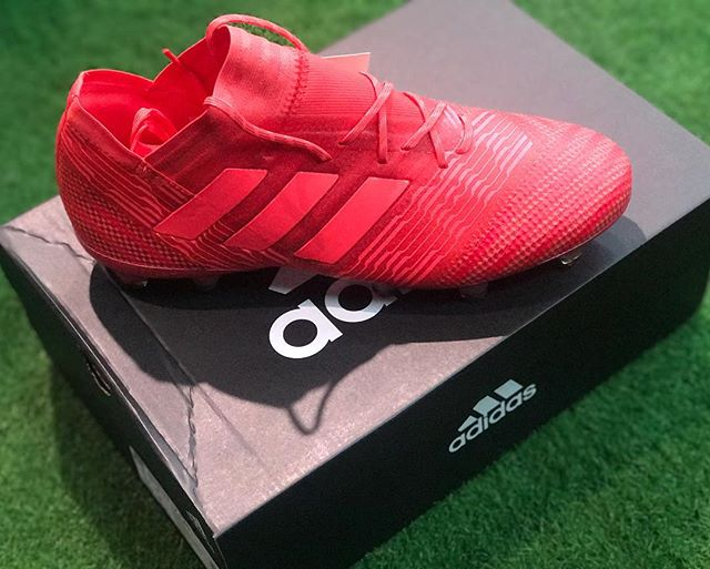 Welcome Home Adidas Nemises. Miss the Predator but what can you do