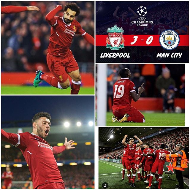 Liverpool 3 Man City 0. Can't ask for a better result. Your thoughts on the game? Barcelona also thumped Roma 4-1
