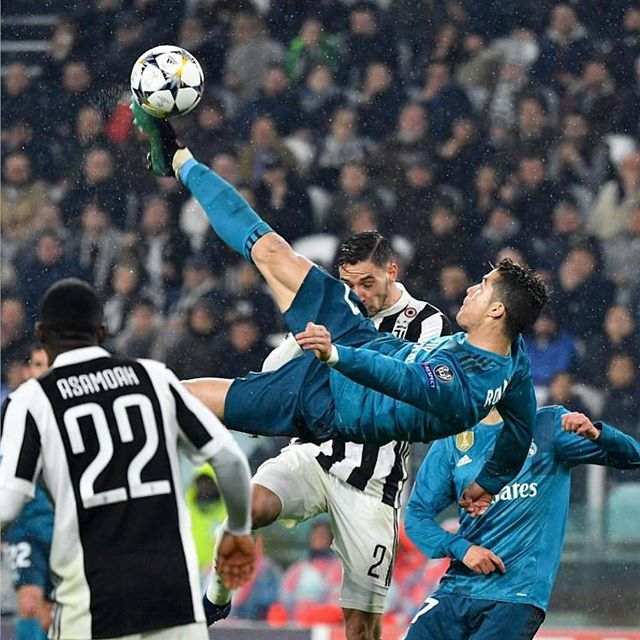 No Answer. Shattered. But that's Football.What a goal by Ronaldo.Forza Juve. Always a Bianconero