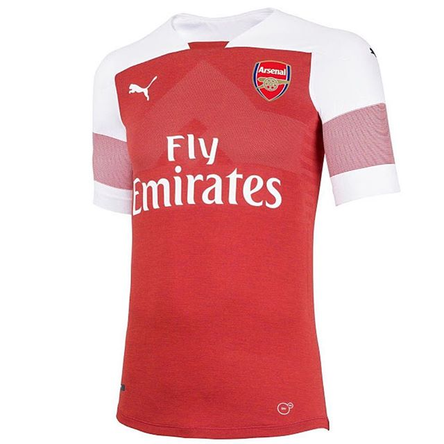 Arsenal Home 2018/19. Your Thoughts?