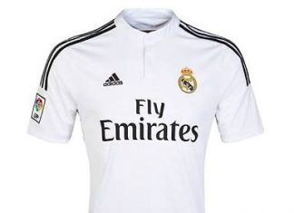 787bdb0c1d8 Real Madrid Home Jersey. Your Thoughts