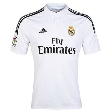 Real Madrid Home Jersey. Your Thoughts?
