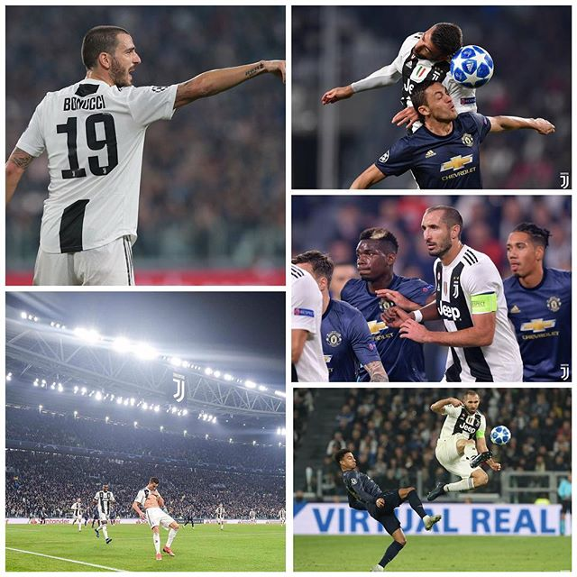 We were mugged at gunpoint last night. Juventus 1 Man Utd 2. That's what happens when you don't take your chances and you go to Sleep. Good win for the MANCs and a big 3 points. Great CR7 goal. So many chances to kill it, hit the bar twice. You can't be complacent in Europe. Now we just need a point against Valencia in Turin. Forza. JUVE. Must learn from this
