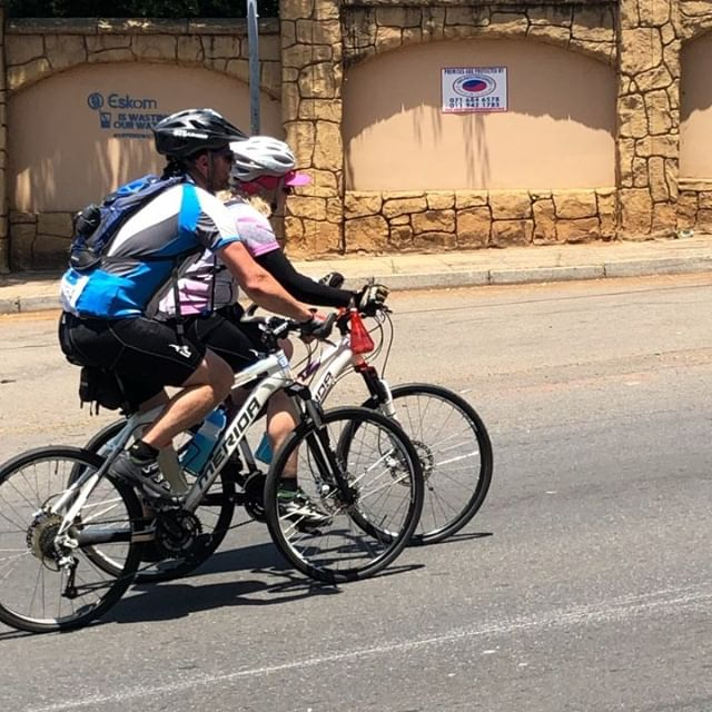 Time for the Heroes and Warriors. Jan Smuts Climb at 12.30pm????