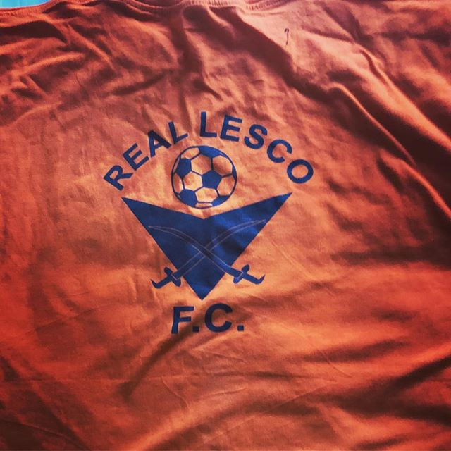 Throwback to the lads of Real Lesco  and the The logo brings back memories of Lesco Back in the Day #0018LegendsProject #lesco #reallesco