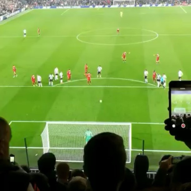 Some Action from Liverpool vs Newcastle at Anfield by Hardy Khan#anfield #liverpool #lfc #liverpoolvsnewcastle #thisisanfield #newcastle #liverpoolfans #epl