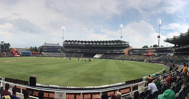 The Bullring Wanderers. South Africa vs Pakistan. T20 International.#southafrica #proteas #pakistan #pakis #southafricavspakistan #t20 #wanderers #bullring #cricket