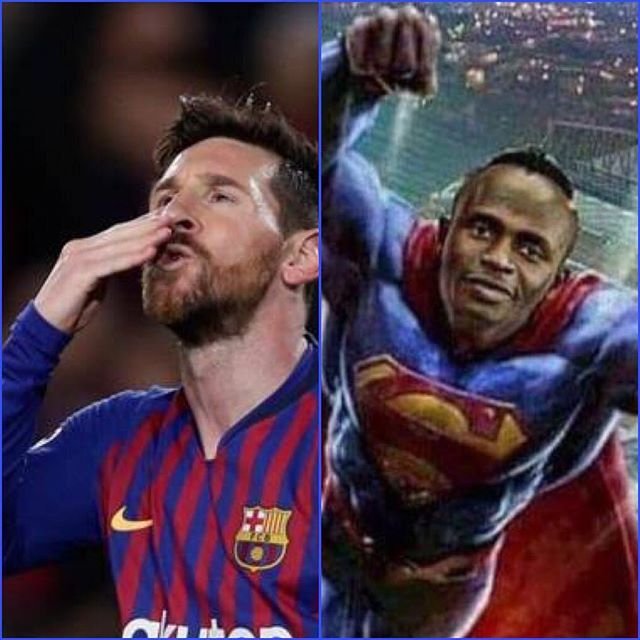 Last night belonged to 2 Men. Liverpool and Barcelona advance. Great Liverpool performance. Now let's wait for the Draw