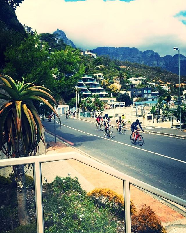 Beauty of the Argus Cycle Tour.Pic by @ozyismail