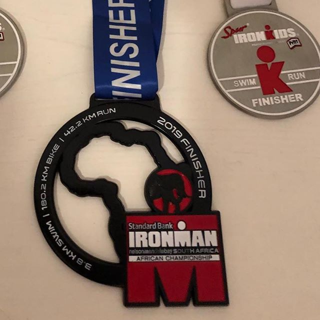 Congratulations to all the Athletes that finished IronMan SA 2019. There's no better feeling than that Red Carpet Moment. How was the race and the conditions and that winning feeling. Also the supporters and Wives are always winners. If your other half or friend was at Ironman 2019,Tell us how was it#ironman #ironmansa #triathlon @ironmantri @trianyone @imsouthafrica #triathlete #swim #bike #run #pe #hobiebeach #ironmansantarosa2019 #southafrica #endurance #winners