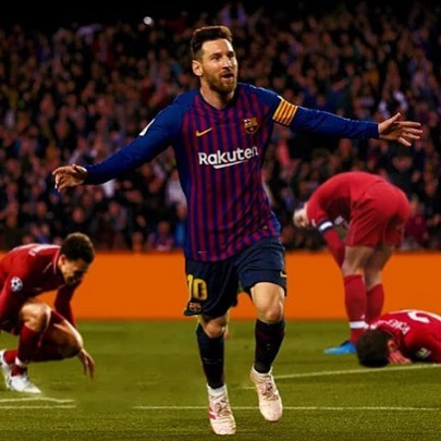 Barcelona 3 Liverpool 0. Pick pocketed for the second and the genius of Messi on the free kick. The Mane and Salah Miss will be crucial. No Away goal when we should have had at least one. But Barsa and Messi have the last say. Gonna have to play a super special game at Anfield. But again I say we had to take our chances#barcelona #liverpool #barcelonavsliverpool #uefachampionsleague #barcelonafans #liverpoolfans #kop #lfc #ynwa #musseeve #calmbeforerthestorm