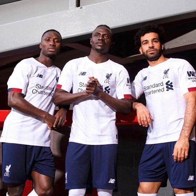 Liverpool Away Jersey 2019/20. Your thoughts?